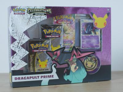 Pokémon TCG: Celebrations Dragapult Prime Collection Box