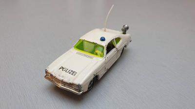 Ford Capri 1700 GT Polizei / Siku 1975