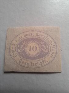 ANK 1866 DDSG 2 střižené hledané  * od korunky!!!!!