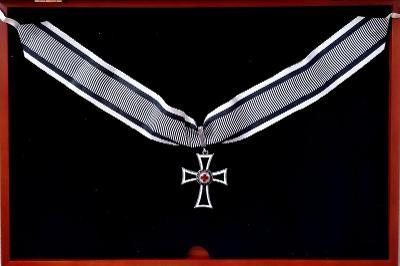 Řád německých rytířů - Kříž Mariánů I. třídy, po r. 1918