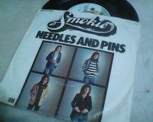 SMOKIE-NEEDLES AND PINS-SP-1977