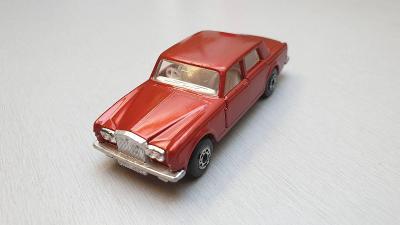 Rolls Royce Silver Shadow II / Matchbox 1981