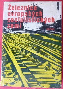Železnice evropských socialistických zemí