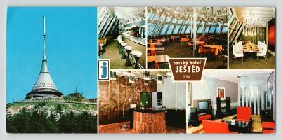 JEŠTĚD • HORSKÝ HOTEL • 23