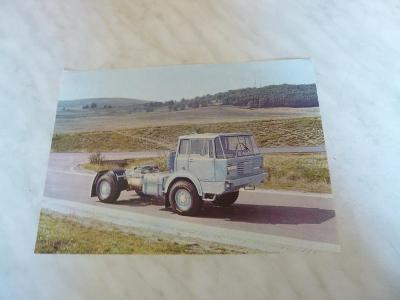 Tatra  813 NT 4 x 4 - prospekt/propagační materiál