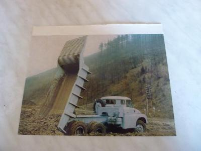 Tatra  148 - prospekt/propagační materiál