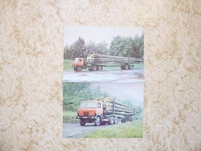 Tatra  815 LPA - prospekt/propagační materiál