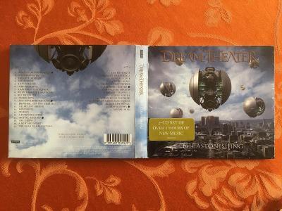 2CD DREAM THEATER - THE ASTONISHING