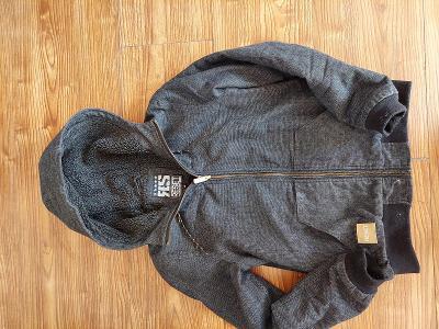 Juniorská bunda s kožíškem Reset vel. 164