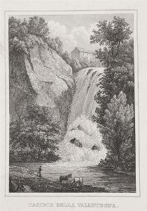 Valletegna, oceloryt (1850)