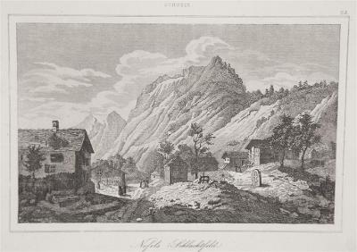 Nefels Schlachtfeld , oceloryt 1842