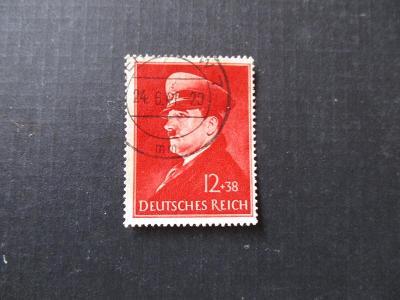 Deutsches Reich 772 ražené
