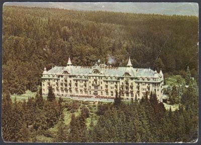Stará pohlednice (23.) - Vysoké Tatry