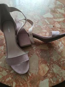 Dámské letní boty vel. 41