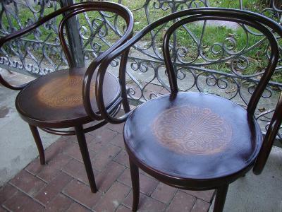 TON židle 60leta