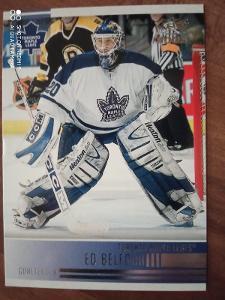 Hokejová karta Ed Belfour, Toronto Maple Leafs