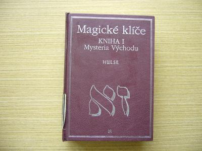 D. A. Hulse - Magické klíče 1: Mysteria Východu   1998, poškozená -n