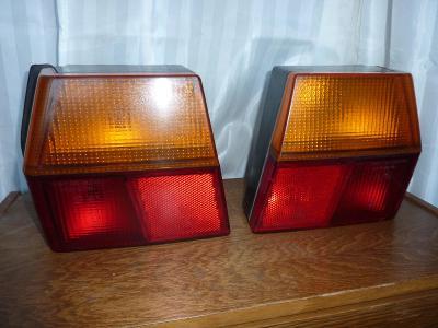 Zadní světla na Škoda Favorit