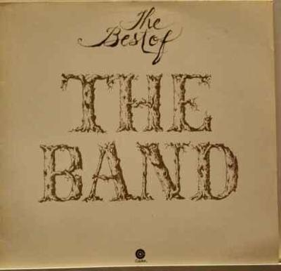 LP The Band - The Best Of The Band EX