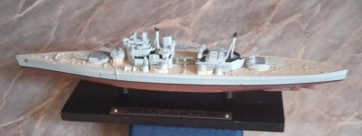 Model lodi -HMS Prince od Wales 18cm
