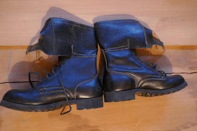 Vojenské boty kanady