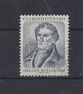 Známky Československa - osobnosti - Ján Kollár
