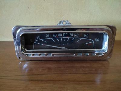 Tachometr Tatra 603