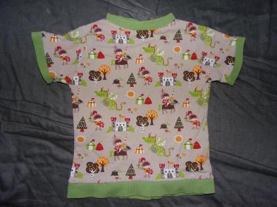 Hezké dětské tričko