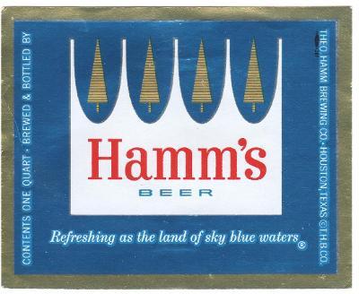 USA Hamm Brg - Housto