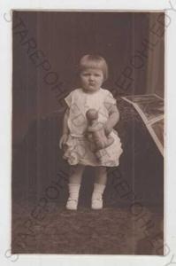 Děti - foto, dítě, panna, hračka, panenka