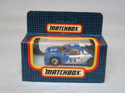MATCHBOX - FORD RS200