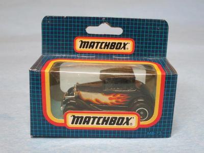 MATCHBOX - FORD MODEL A