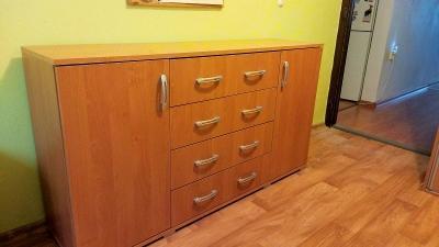 Prodám - Komoda  , šířka 150 cm