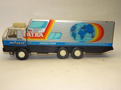 Tatra T815 GTC 1:43 (Tatra kolem světa) / KDN