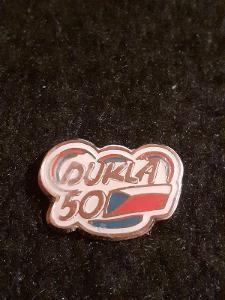 Odznak DUKLA, výroční 50 let