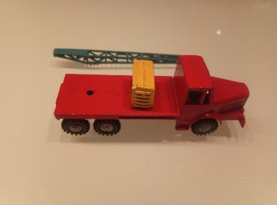 Budgie toys salvage Crane no.214
