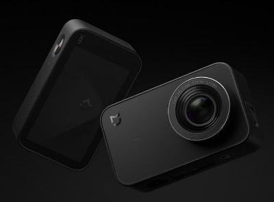 Akční kamera Xiaomi mi action cam 4k