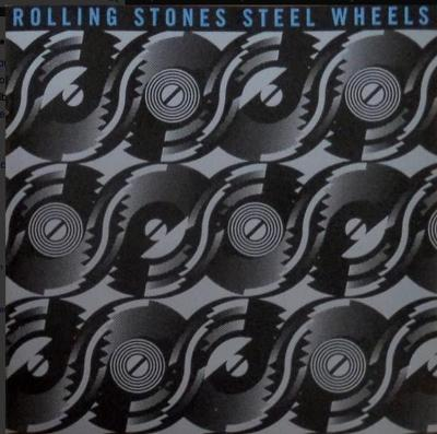 CD  Rolling Stones - Steel Wheels  (1989)  Japan