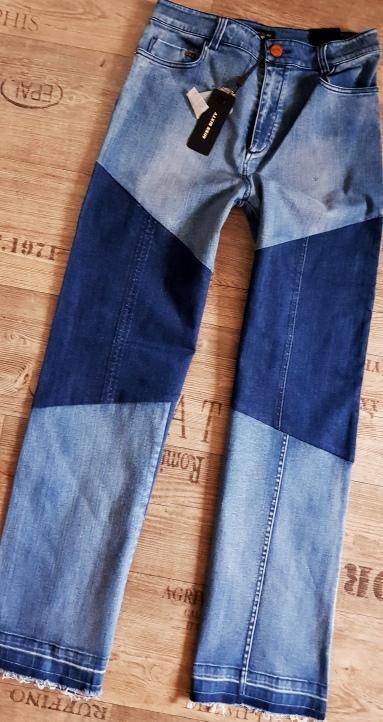 MISS SIXTY luxusní džíny NOVÉ s visačkou! Originál!