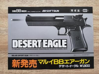 prospekt - DESERT EAGLE 44 MAGNUM PISTOL