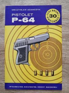 prospekt -  PISTOLET P-64 polsky