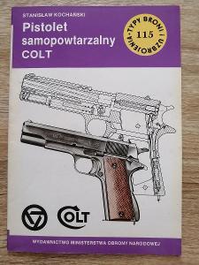 prospekt - PISTOLET SAMOPOWTARZALNY COLT polsky