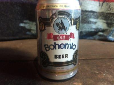 Plechovka - Old Bohemia - export