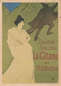 Divadlo Antoine - Cikán (retro)