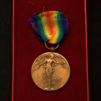 Vyznamenání Legie 1. Světová Válka Za Civilisaci - 1914-18