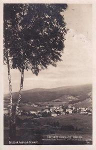 ŽELEZNÁ RUDA - CELKOVÝ POHLED - 204-SQ77