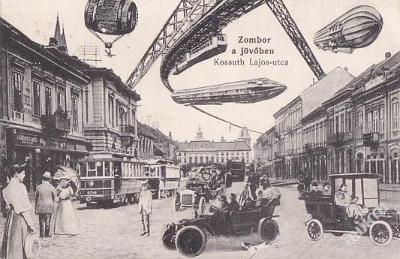 SRBSKO - SOMBOR - BUDOUCNOST - KOLÁŽ - 29-LX99