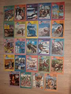 ABC časopisy - ročník 22/ rok 1977-1978 - TOP STAV!