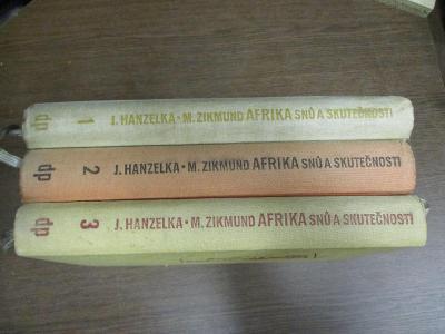 Hanzelka/Zikmund - Afrika snů a skutečnosti 1-3