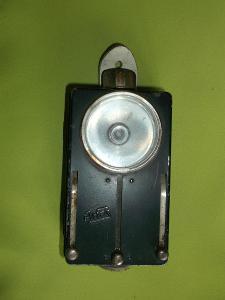 Stará baterka tříbarevná